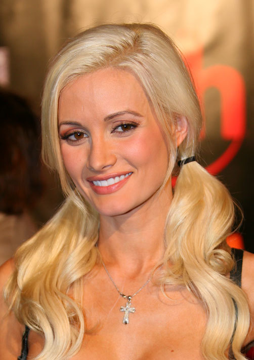 Holly Madison   Retna via MSN