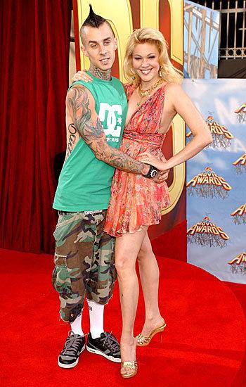 Shanna Moakler, Travis Barker