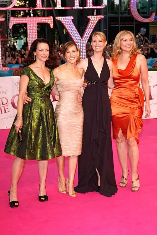 Cast of Sex and the City