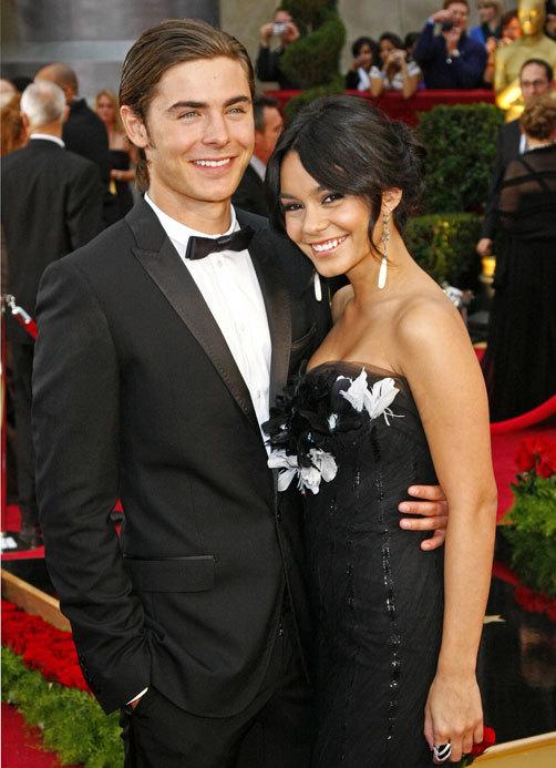 Zac Efron & Vanessa Hudgens