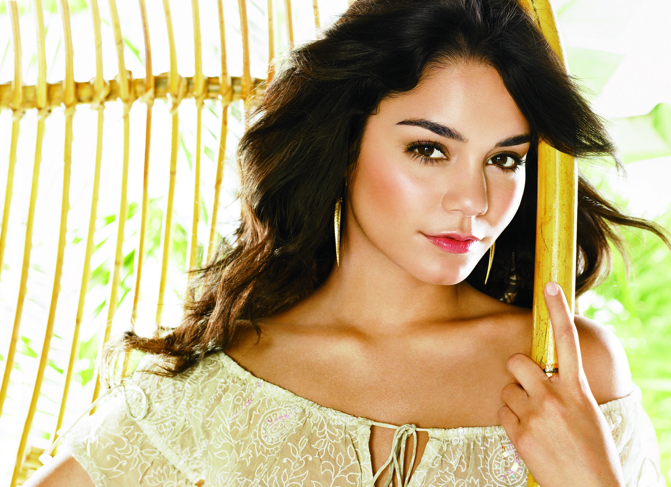 Vanessa Hudgens in SELF May 2009