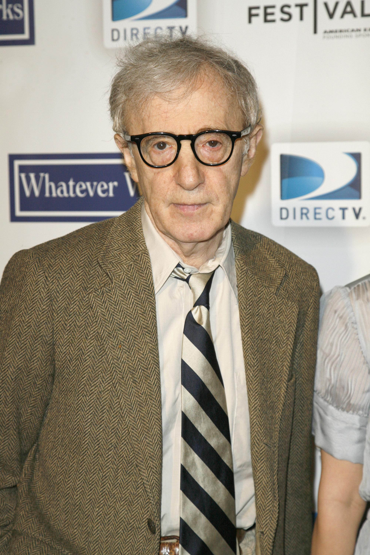 AllenJS509236703 Woody Allen