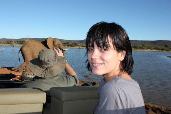Lily Allen & Elephant/Twitter