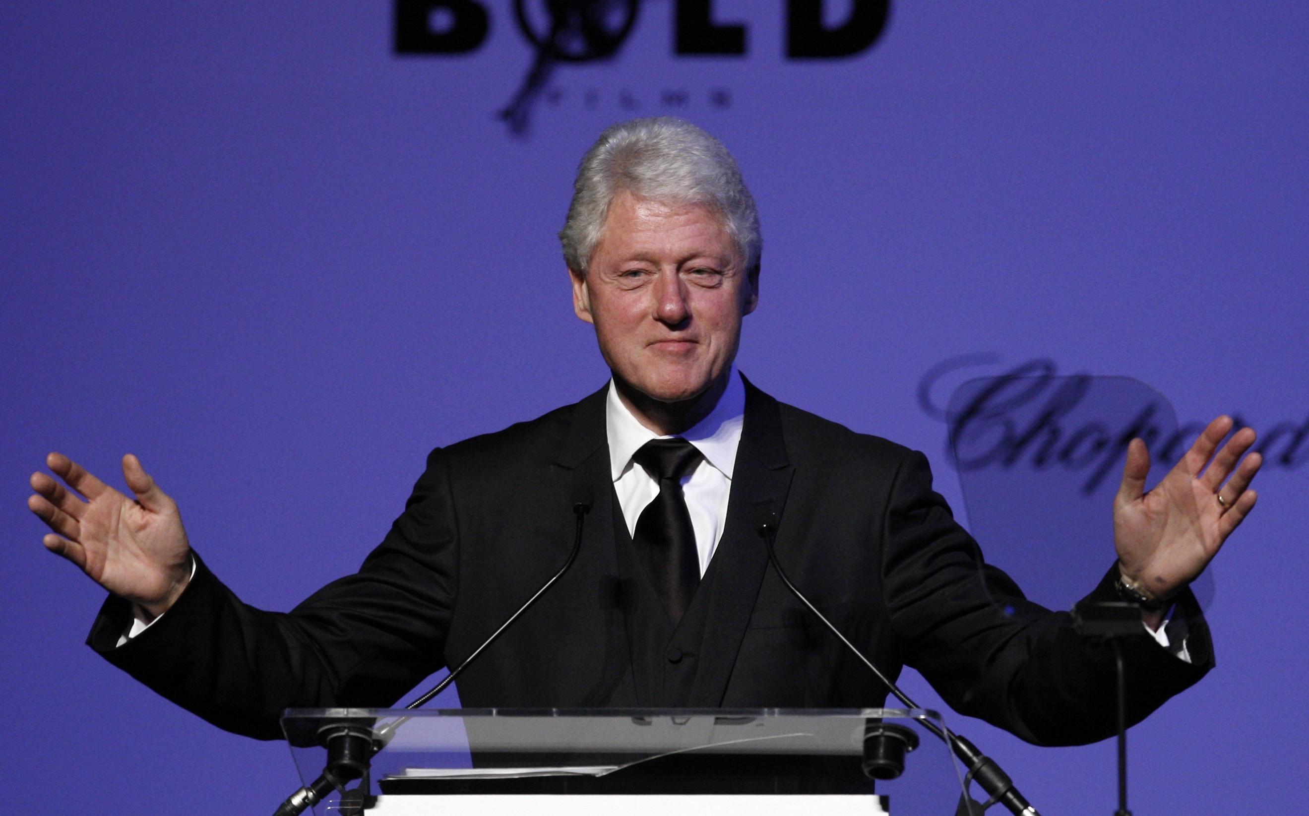 AP090521025743 Bill Clinton