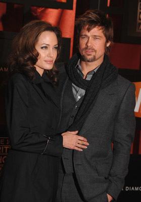 15268601 Brad Pitt and Angelina Jolie