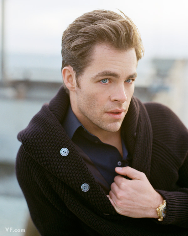 Chris Pine Vanity Fair