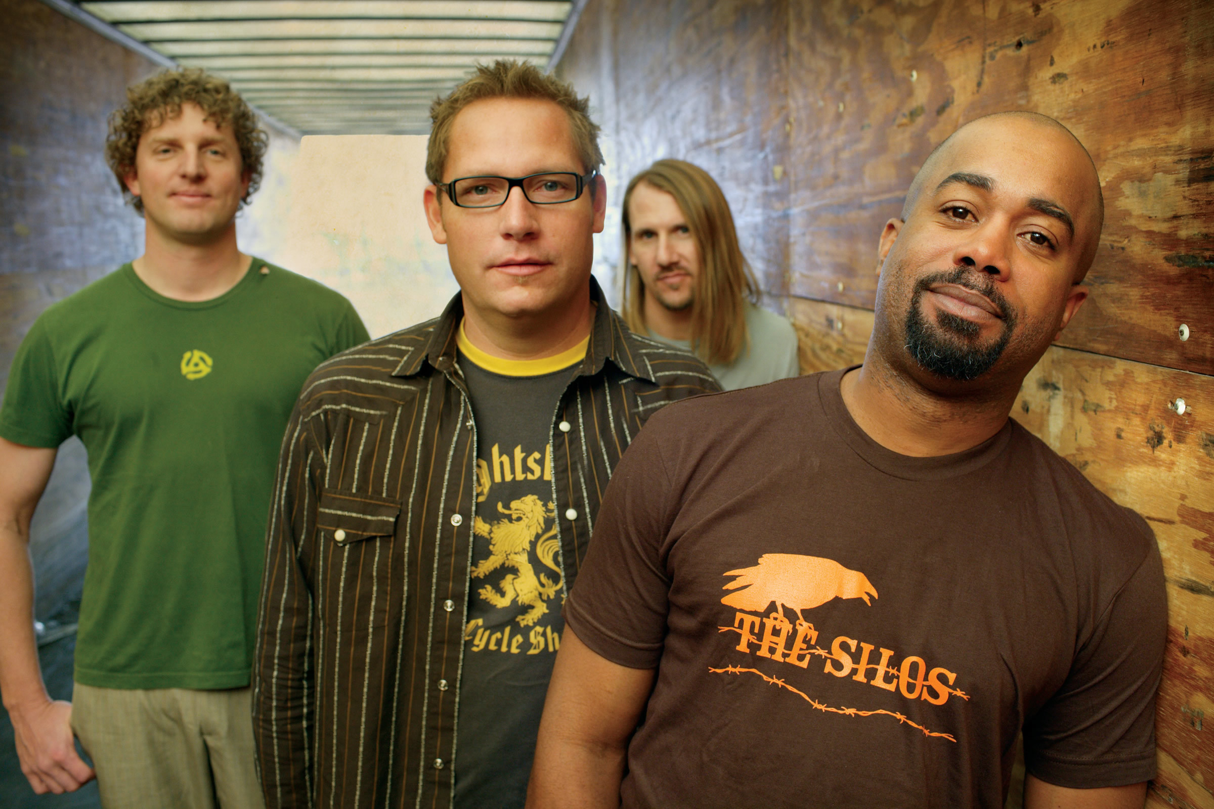 15. Hootie & the Blowfish
