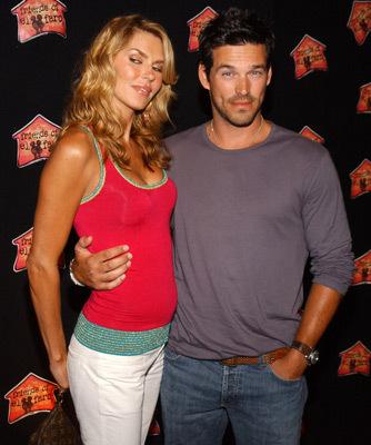 Eddie Cibrian and wife Brandi Glanville