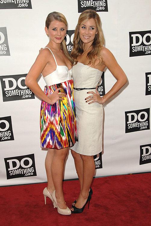 Lo Bosworth and Lauren Conrad