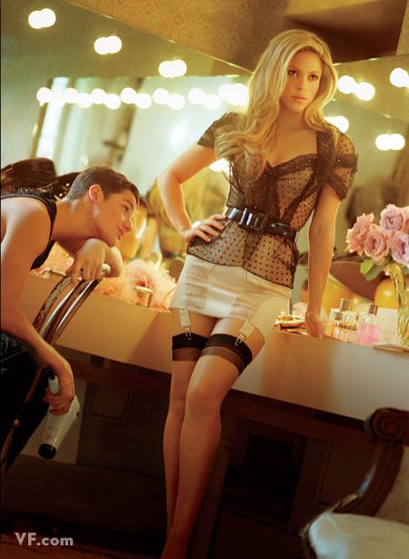 Shakira, Vanity Fair
