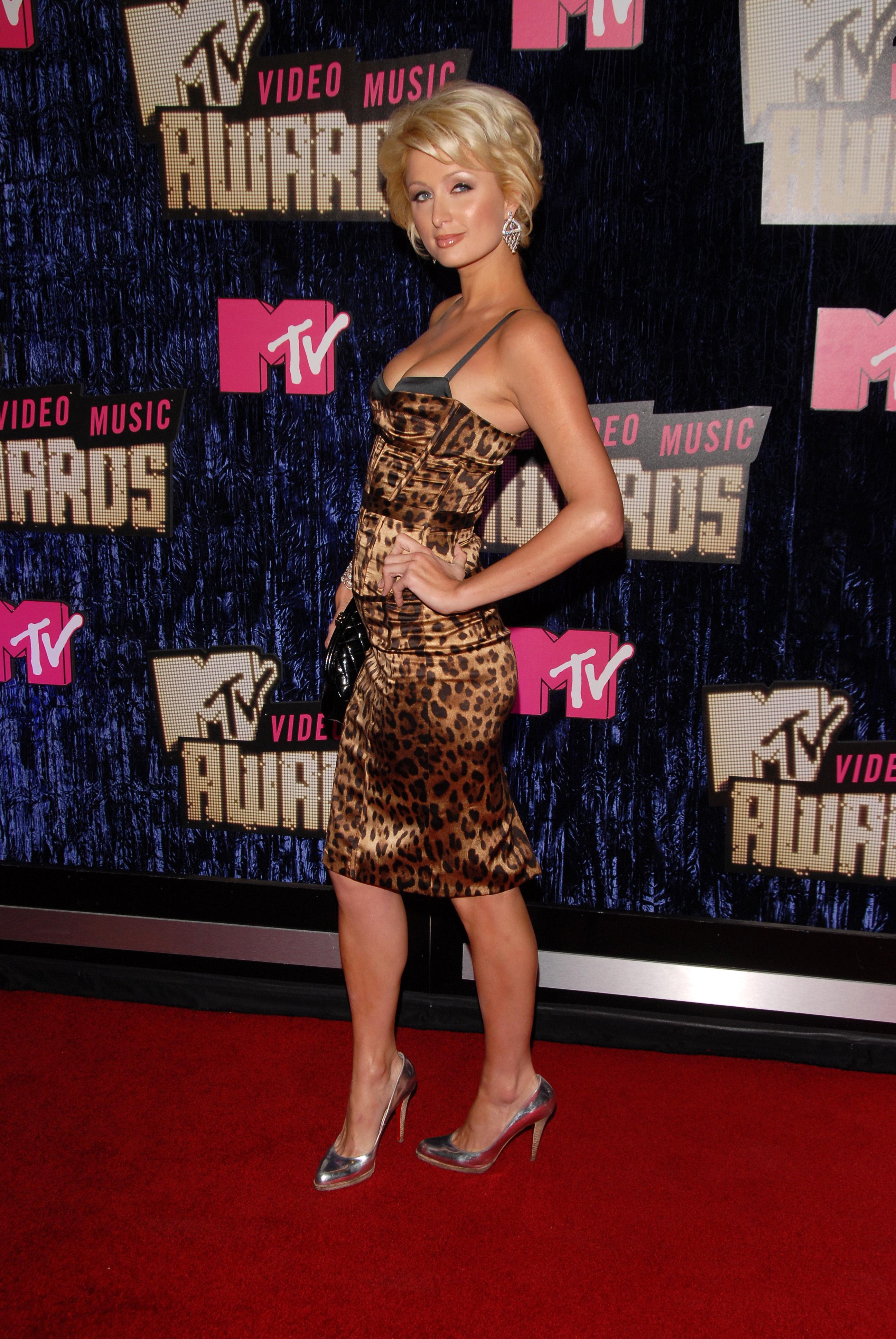 2007 MTV Video Music Awards Fashion Flashback