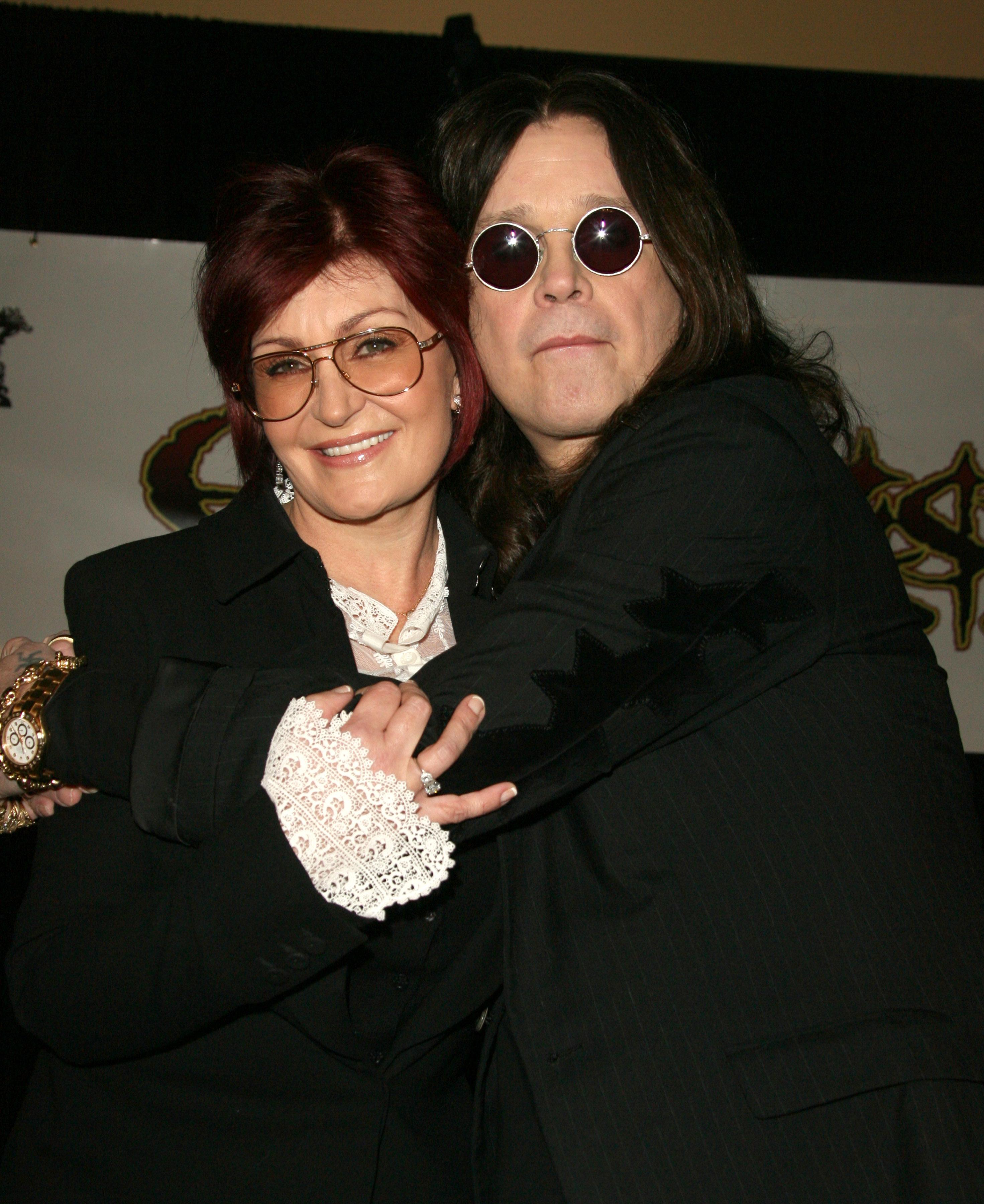 I   Ozzy & Sharon