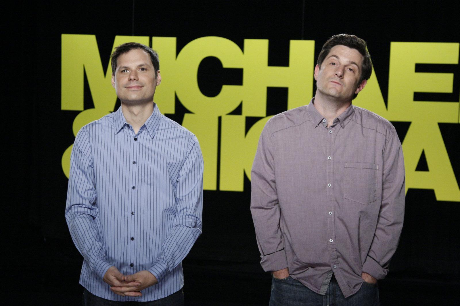 Michael Ian Black, Michael Showalter, Comedy Central