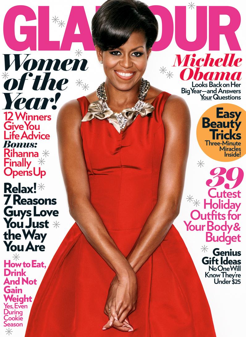 Michelle Obama, Glamour
