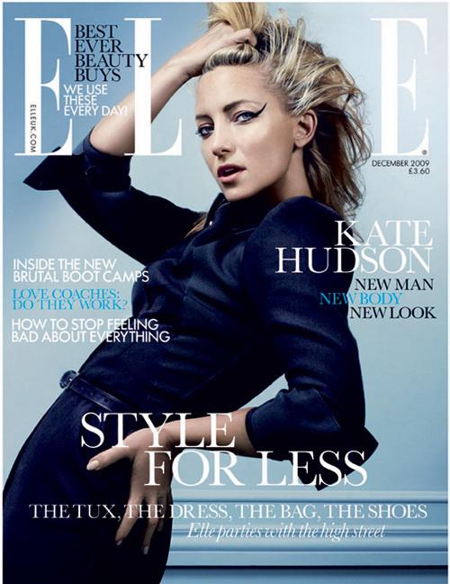 Kate Hudson in Elle