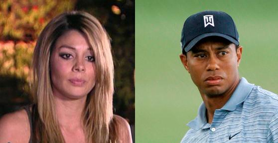 Tiger Woods, Jaime Grubbs, Web