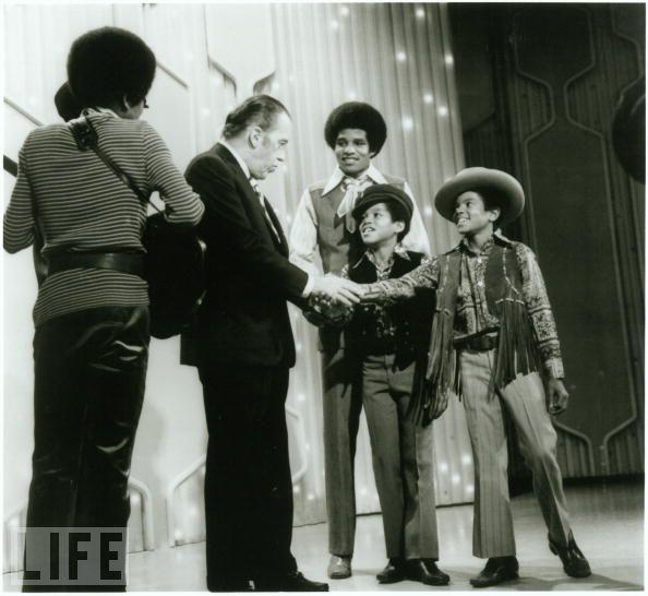 The Jackson 5 on Ed Sullivan