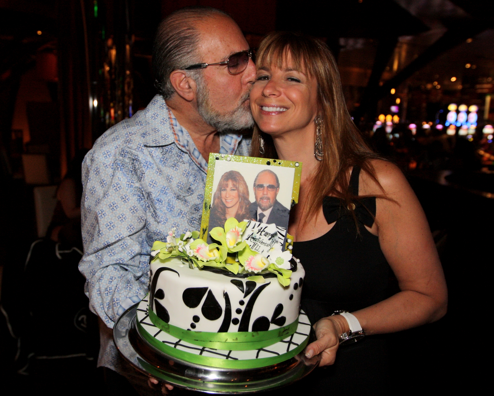 Jill Zarin reveals her husband's cancer has returned