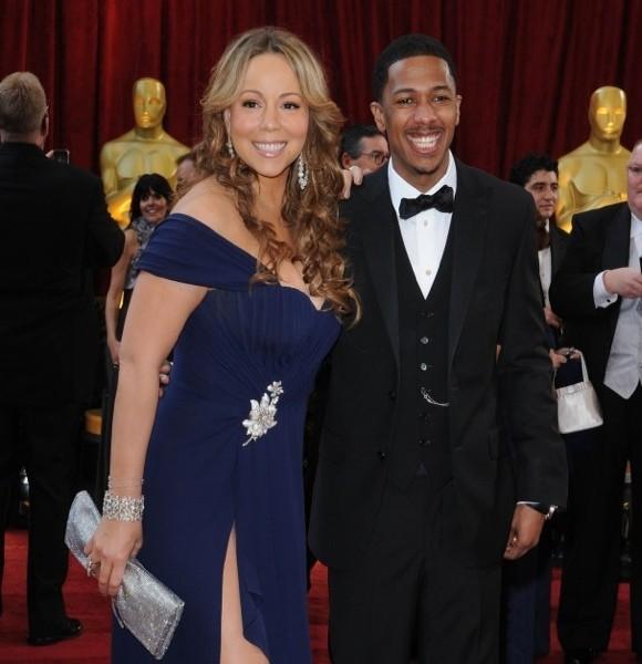 Mariah carey pregnant nude