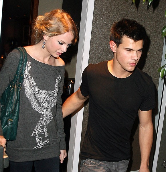 Lea Michele teases Taylor Lautner about Taylor Swift