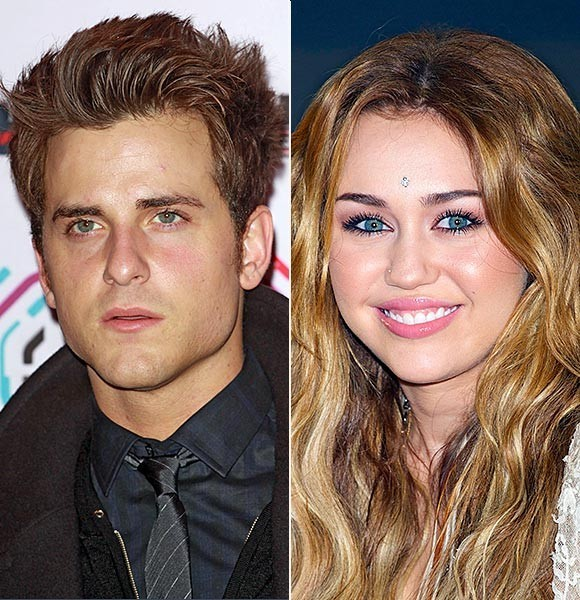 Miley Cyrus jared followill