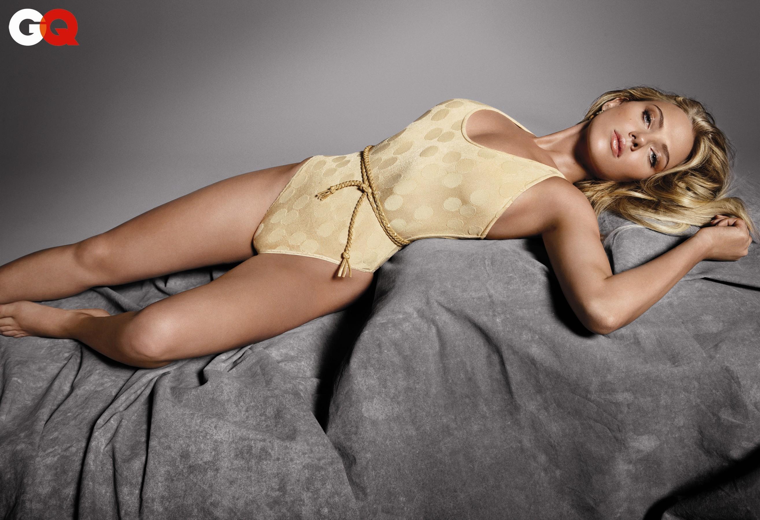 GQ Scarlett Johannson 1