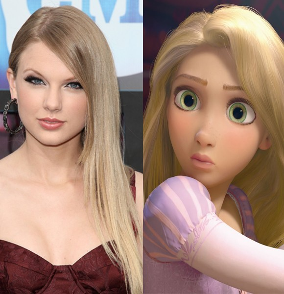 Celebrities Who Have Disney Character Doppelgängers ...