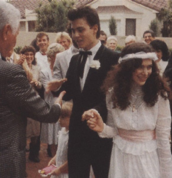 Lori Anne Allison, Was married to Johnny, 1983 1985