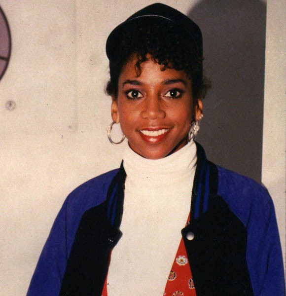 Holly Robinson Peete, Allegedly hooked up with Johnny, 1988