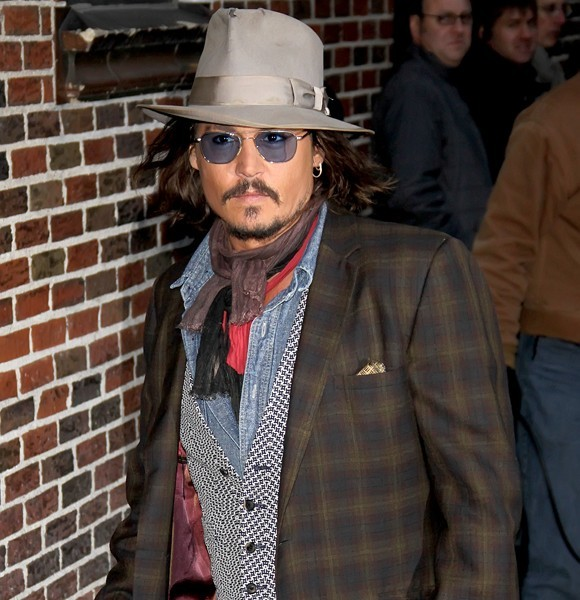 Romance Retrospective: Johnny Depp