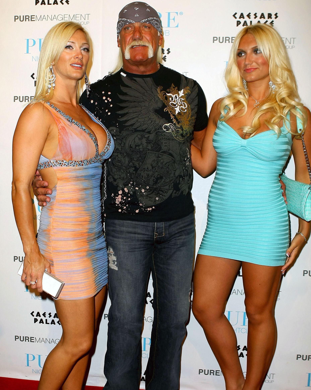 Jennifer McDaniel Hulk Hogan Brooke Hogan lookalike