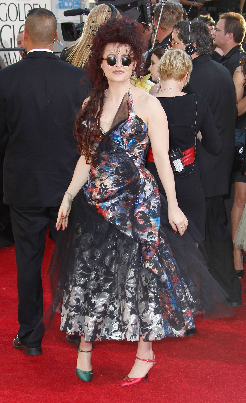 Helena Bonham Carter fashion
