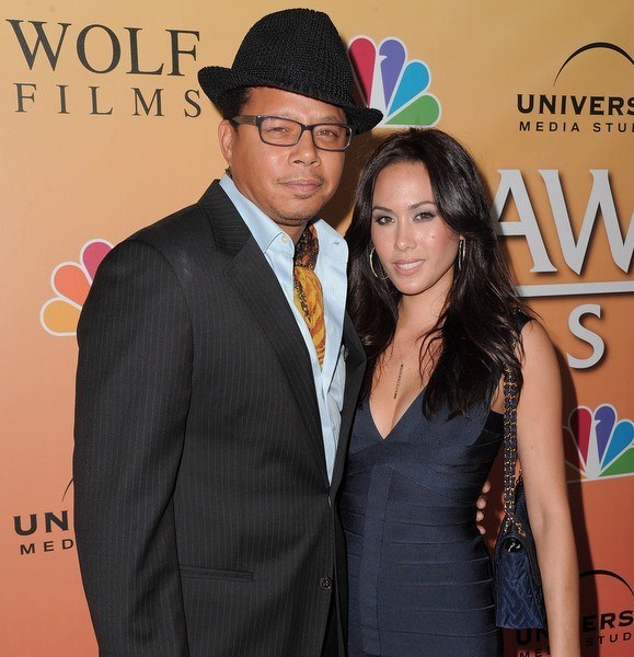 terrence howard michelle ghent
