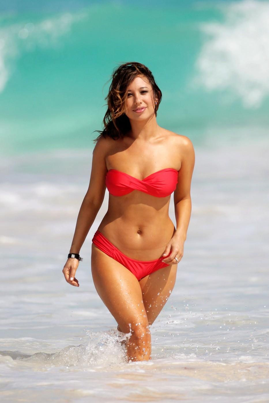 cheryl burke bikini