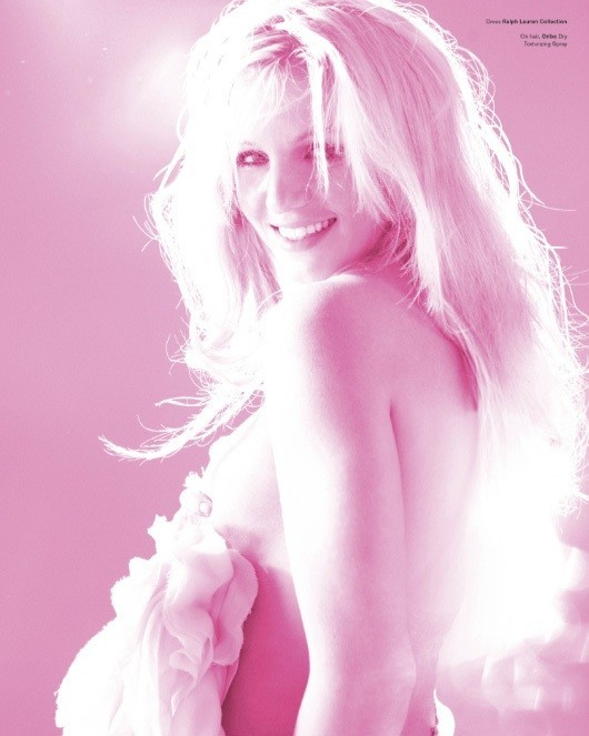 ps britney spears topless