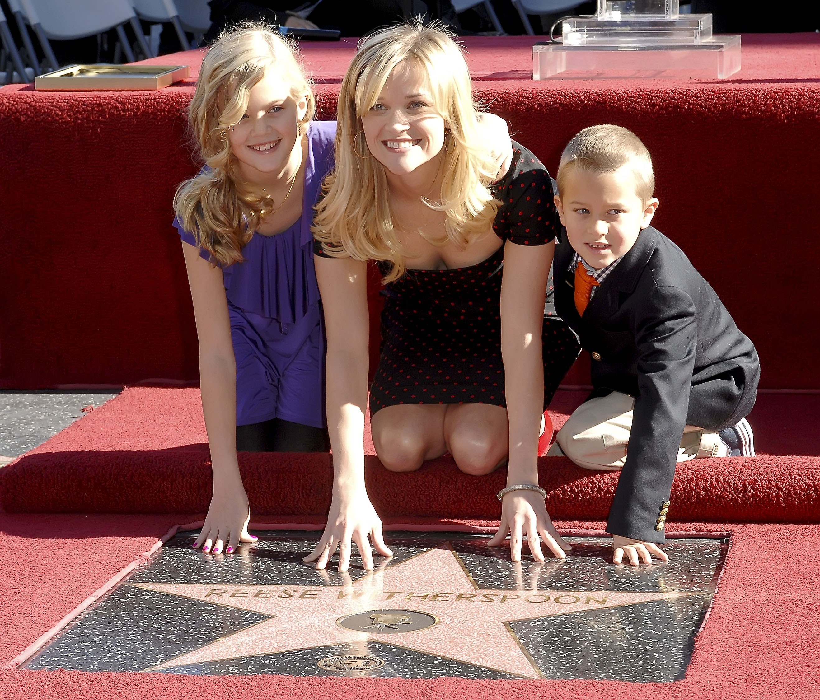 reese Witherspoon deacon ava walk of fame