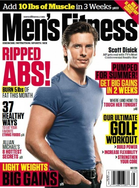 kourtney kardashian scott disick mens fitness may cover article 032211 1 481x651