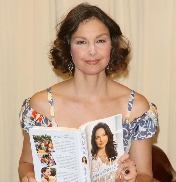 Ashley Judd Secret