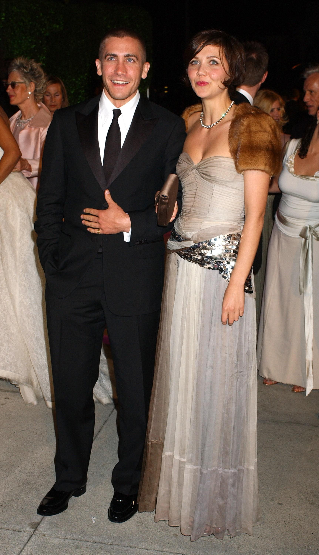 Jake Gyllenhaal, 36 and Maggie Gyllenhaal, 39