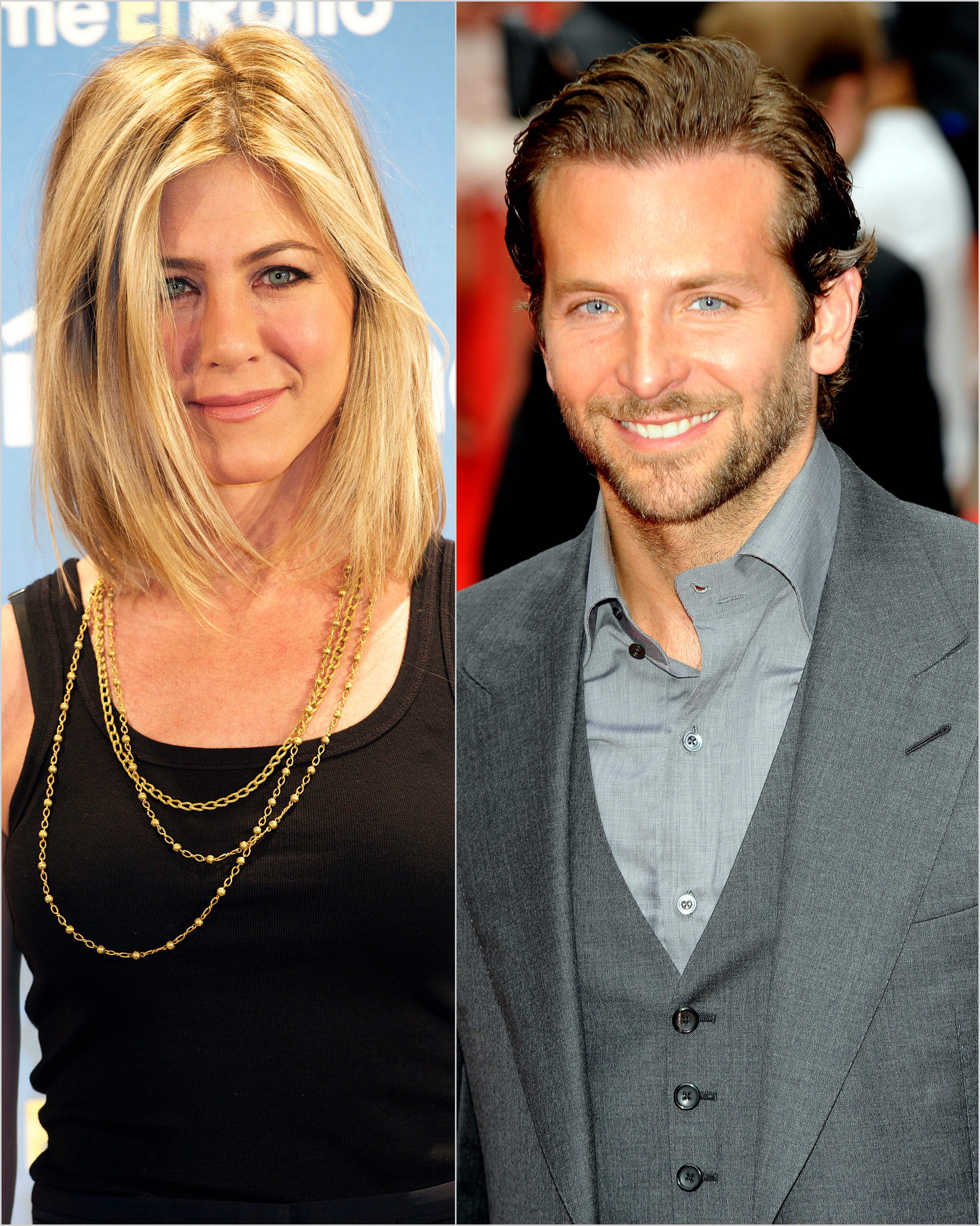 Bradley Cooper and Jennifer Aniston
