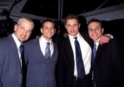 What's new with 98 Degrees?
