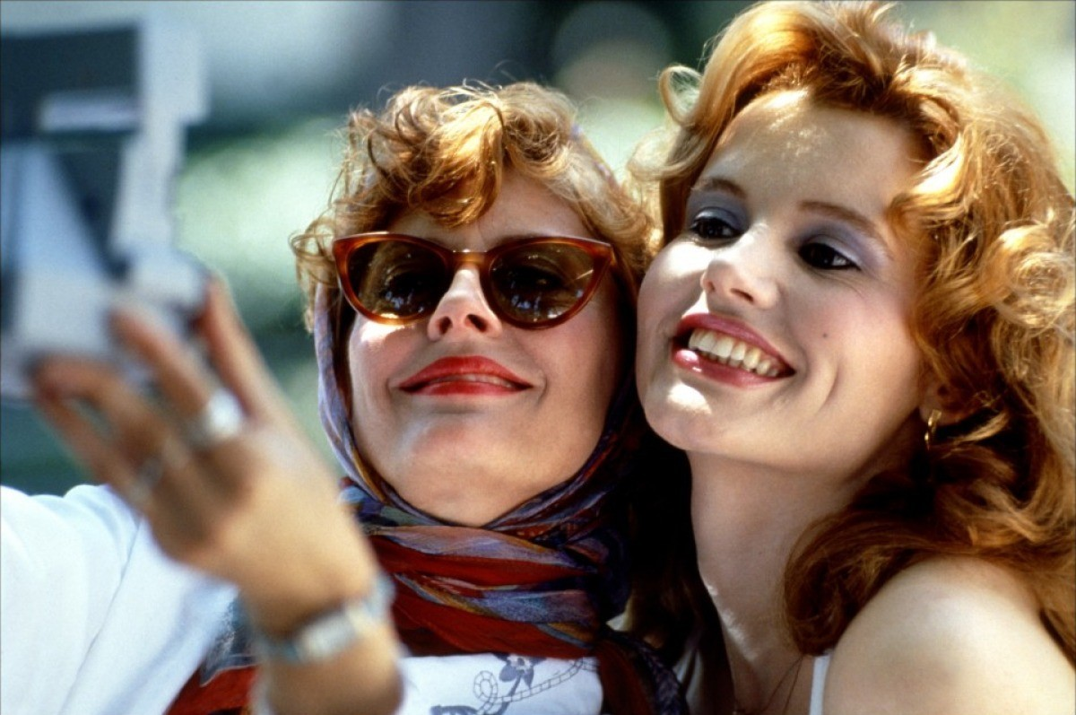 Susan Sarandon: It would be 'fabulous' if Thelma lived and became a lesbian