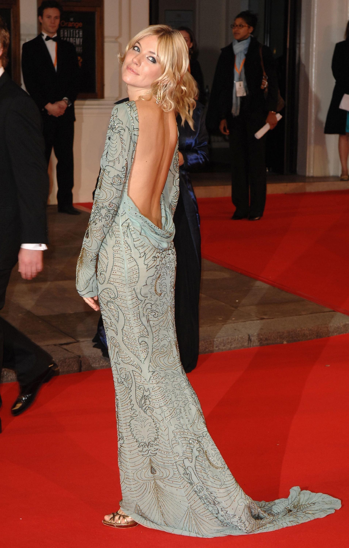 Sienna Miller, 2005