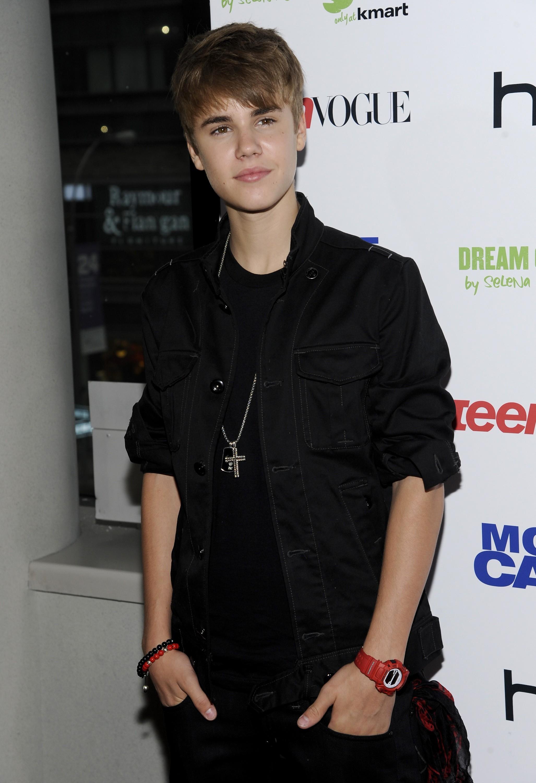 Justin bieber movie premiere