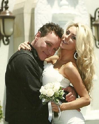 Doug Hutchison and teen bride