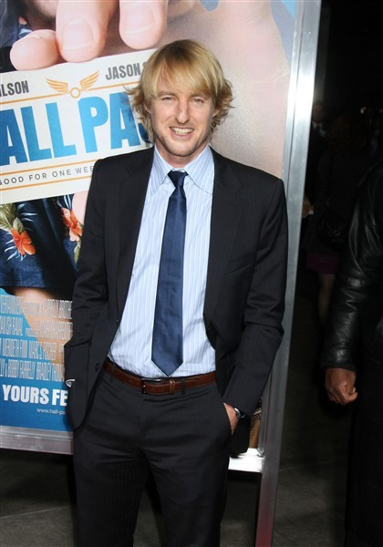 Owen Wilson from Texas
