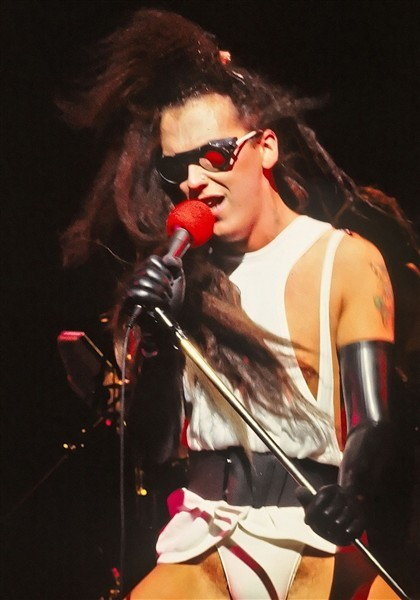 Pete Burns freak