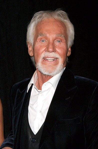 Kenny Rogers black suit phone sex scandal