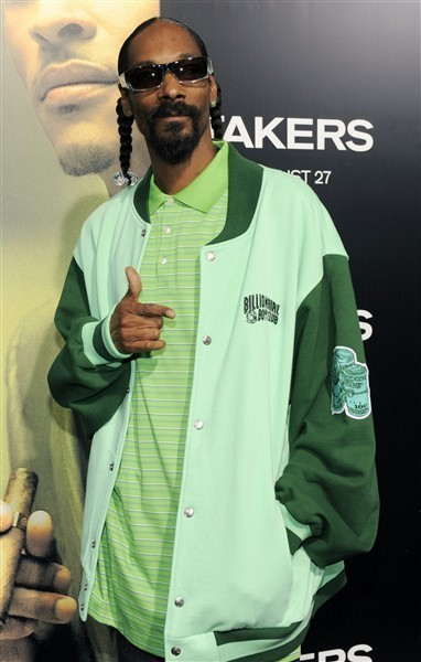 Snoop Dogg red carpet