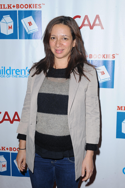 maya rudolph gives birth fourth child